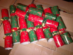 Free Christmas Crackers